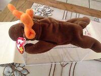 beanie baby chocolate moose