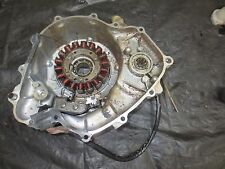 2002 Yamaha Grizzly 660 4x4 ATV Stator w/ Side Cover (214/77)