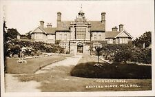 Mill Hill. Memorial Hall, Drapers Homes.