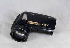 DAMAGED NO BATTER/CHARGER Sanyo VPC-HD1000 Xacti Digital Camcorder 1080P