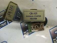 GE CR123H9.50A Overload Heater Element - NEW