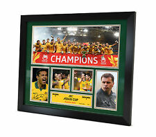 Socceroos AFC 2015 - Signed Memorabilia - Limited Edition Certificate