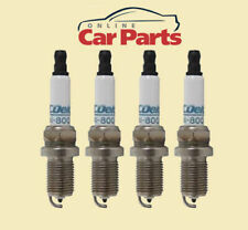 SPARK PLUGS ACDelco suitable for HONDA JAZZ 1.3L GD 2002-2007 PLATINUM 160,000KM