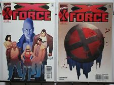 """X FORCE 114-115  """"""""Epitaph"""""""" complete story"""