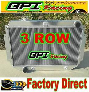 GPI Racing 56MM   Radiator for  Holden Kingwood HG HT HK HQ HJ HX V8 Auto