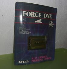1987 ERTL FORCE ONE M113 Armored Personnel Carrier DIE-CAST METAL US Army NIP