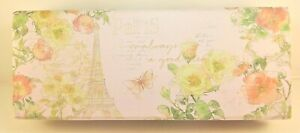 "Ashland Paris Decorative Keepsake Box 11"" L x 4.25"" W x 2.25"" H"