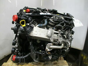 13 14 15 16 17 18 Mercedes-Benz Sprinter 2500 2.1LT Diesel Engine Motor 143K OEM