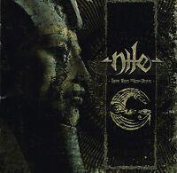 (CD) Nile - Those Whom The Gods Detest