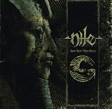 (CD) Nile-those whom the Gods DETEST