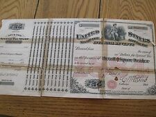 1884 $25.00 RETAIL LIQUOR DEALER SPECIAL TAX STAMP FROM THE INTERNAL REVENUE DEP