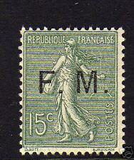 FRANCE FRANCHISE MILITAIRE N°  3 neuf ** , TTB
