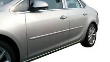 PAINTED BODY SIDE MOLDINGS fits the 2006 - 2013 CHEVROLET IMPALA