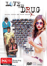 Love Is The Drug New DVD Region 4 Sealed MA15+