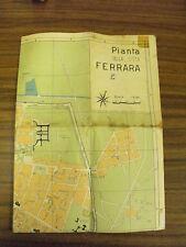 Pianta della città di Ferrara scala 1:8000 - Ist.Cartografico Adriatico (A26)
