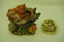 Harmony Kingdom - 1999 Membership Kit w 2 Pieces - Mint in Box