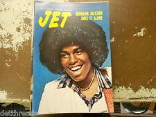 VINTAGE JET MAG -9/2/76- Jermanine Jackson/Muhammed Ali