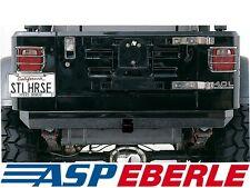 Rock Crusher Bumper hinten Stahl schwarz Stoßstange Jeep Wrangler YJ 87-95