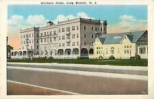 A View of the Scarboro Hotel, Long Branch NJ