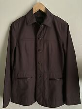 Eco-di-Soul Milano Women Jacket Taste Mode Elegance Colon Plum Size 10 Pre-Owner