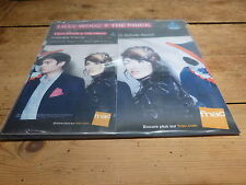 LILLY WOOD & THE PRICK INVINCIBLE FRIENDS ! PLV 30 X 30 CM  + 14 X 25 CM!!!!!!!!