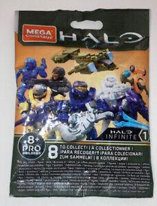 MEGA Construx Halo Infinite Series 1 Blind Bag New