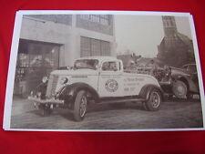 1937 GMC TOW  TRUCK  PONTIAC MI.  BIG  11 X 17  PHOTO  PICTURE
