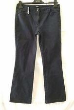 pantalone cotone donna maxeco taglia 44 colore nero