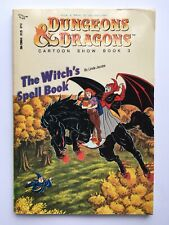 The Witch's Spell Book - Dungeons & Dragons Cartoon Show Book 3 - Pick a Path