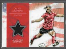 AWESOME 2012 TOPPS OLYMPIC ALEX MORGAN RELIC CARD ~ USA SOCCER TEAM LEGEND