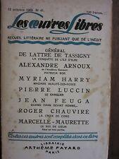 Martin Gray: Au nom de tous les miens/ France Loisirs