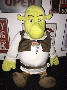 """Build a Bear Shrek Ogre Soft Toy 26"""" Shrek The Third"""