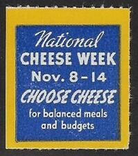 Usa Cinderella stamp: Choose Cheese for balanced meals & budgets - dw83f