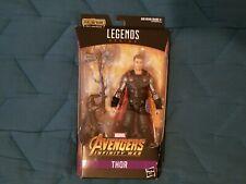 Hasbro Marvel Legends Infinity War Thor (Cull Obsidian Wave) BRAND NEW