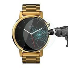 Protector Cristal Templado Curvo para Motorola Moto 360 2nd Gen 42mm