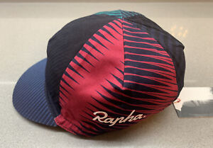 Rapha Laurentian Cap Cotton Ltd Edition Multi Colour Brand New With Tag One Size