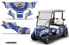 Golf Cart Graphics Kit Decal Sticker Wrap For Club Car Onward 2 Passenger TBOM U