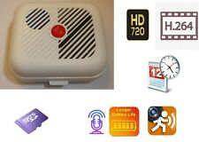 covert camera hidden smoke alarm camera with 3 months standby time