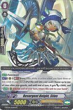 CARDFIGHT VANGUARD CARD: RESURGENT KNIGHT, STIUS G-BT06/026EN R RARE