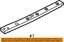 FORD OEM 16-18 Explorer FENDER-Rail Reinforcement Right FB5Z5410462A