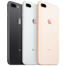 Apple iPhone 8 Plus 64GB AT&T/Cricket/H2O Smartphones