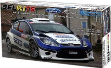Belkits 1/24 Ford Fiesta S2000 2010 Rally Monte Carlo Winner # BEL-002