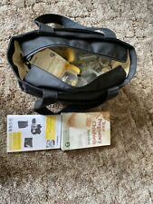 Medela-In-Style-Advanced Double Electric Breast Pump w/ On-The-Go Tote 4 Shieds
