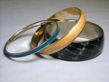 3 Fabulous Vintage Bangle Bracelets (1 Avon)