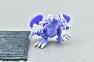 Yu-Gi-Oh - Two-Headed King Rex Tile Kazuki Takahashi Mini Figure Mattel