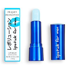 Makeup Revolution Friends Joey LIPSTICK FOR MEN Lip Balm LipStick Ichiban NODUTY