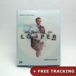 Looper BLU-RAY Limited Edition w/ Lenticular Cover