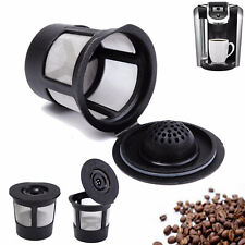 Reusable Filter Pod Refill K-Cup K Cup Keurig Breville Cuisinart Coffee Maker