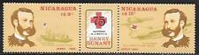 NICARAGUA 1985 HENRI DUNANT, FOUNDER OF RED CROSS SC # C1129A MNH