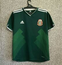 Mexico National Team Mexicana Futbol Soccer Football Shirt Jersey Mens Size L
